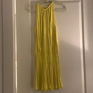 Ramy brook yellow dress